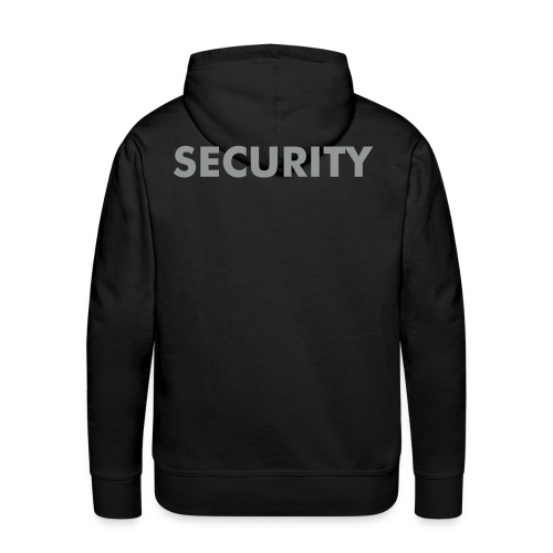 Security II - Men's Premium Hoodie