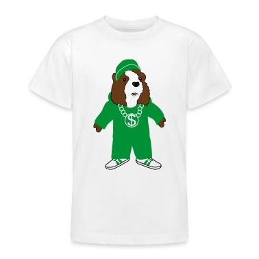 Hip Hop Guinea Pigs Kids' Shirts