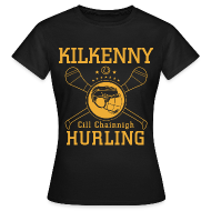 T-Shirts ~ Women's T-Shirt ~ Killkenny Hurling