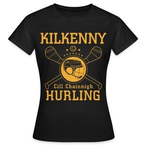 Killkenny Hurling - Women's T-Shirt
