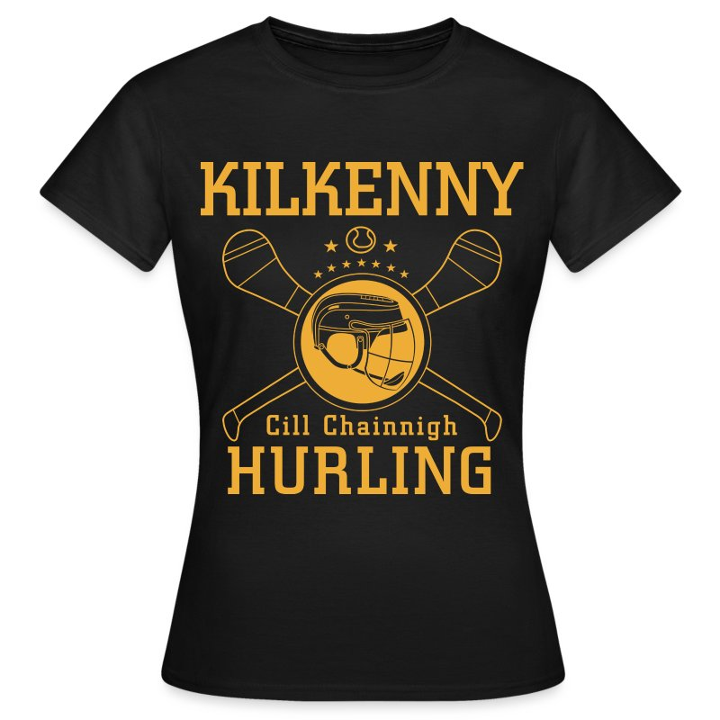 Killkenny Hurling - Women's T-Shirt