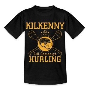 Killkenny Hurling - Teenage T-shirt