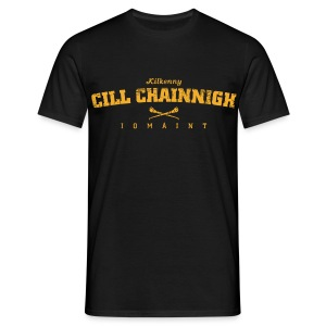 Vintage Kilkenny Hurling - Men's T-Shirt