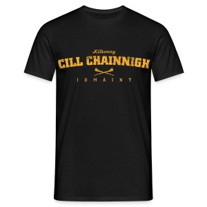 Vintage Kilkenny Hurling - Men's T-Shirt