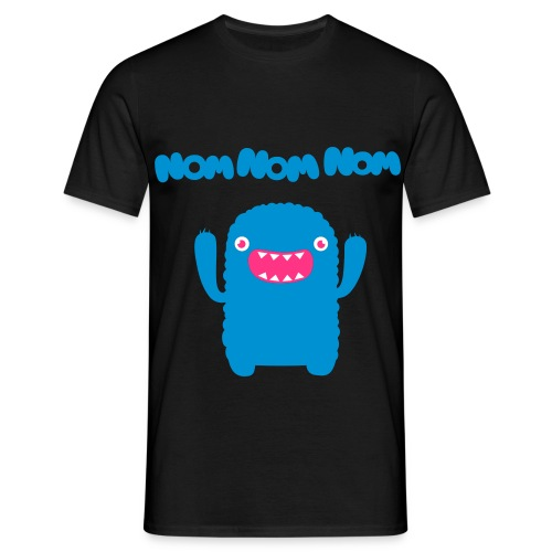 Nom Nom Nom - T-shirt Homme