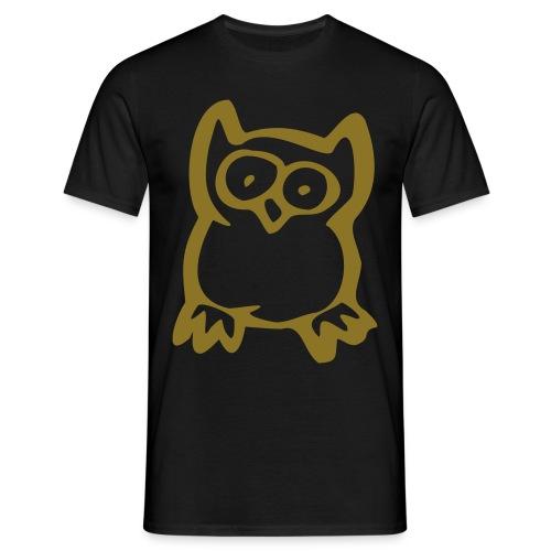 L'hibou - T-shirt Homme