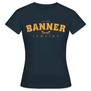 Clare Banner - Women's T-Shirt