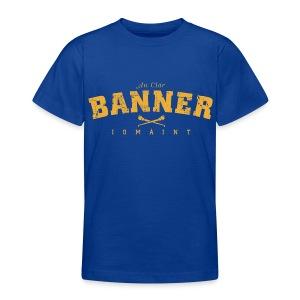 Clare Banner - Teenage T-shirt