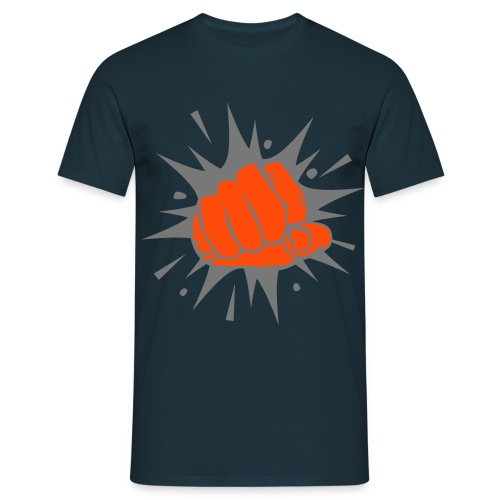 Poing  - T-shirt Homme