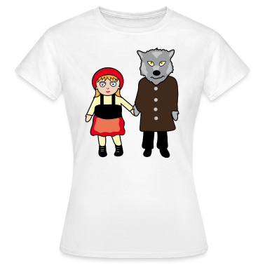 Little Red Riding Hood T-Shirts