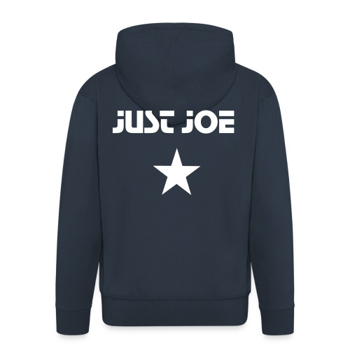 Just Joe Mens Hoody - Men's Premium Hooded Jacket