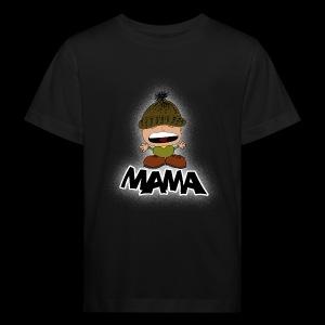 Mama - Lasten luonnonmukainen t-paita