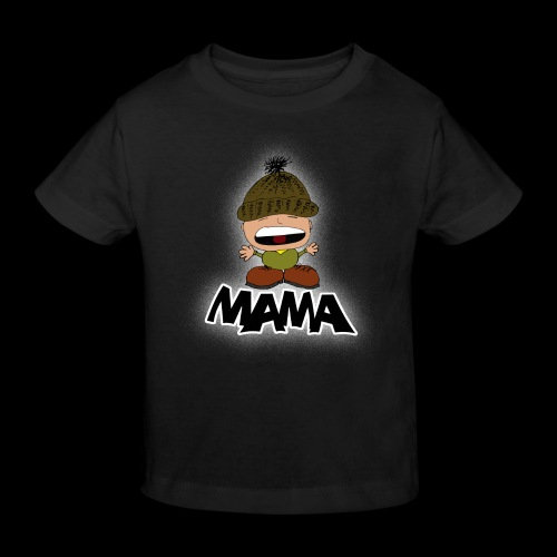 Mama - Ekologiczna koszulka dziecięca
