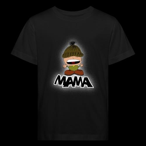 Mama - Organic børne shirt