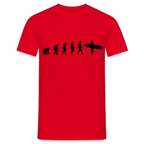 Surf Evolution - Camiseta hombre