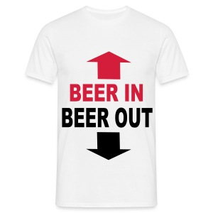 Oh beer - Camiseta hombre