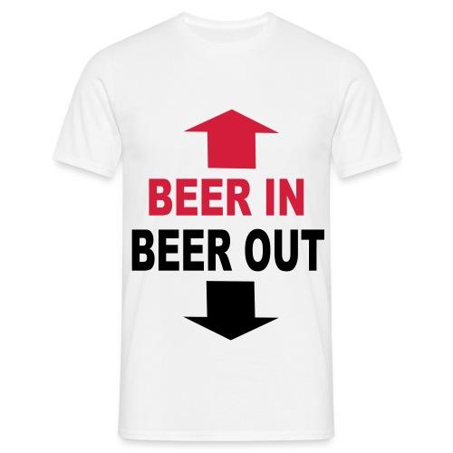 Oh beer - Camiseta hombre
