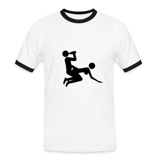 sex - Camiseta contraste hombre
