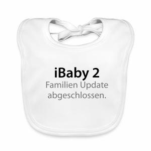 iBaby 2 - Baby Bio-Lätzchen