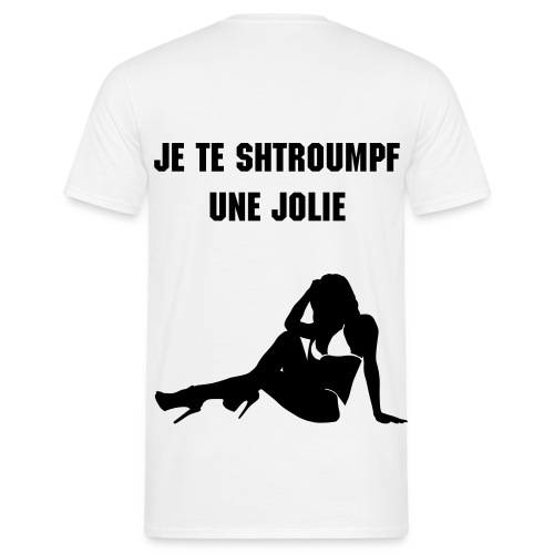 sexy n°1 - T-shirt Homme