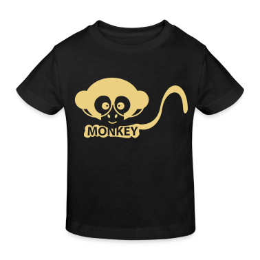Monkey Kids' T-shirt