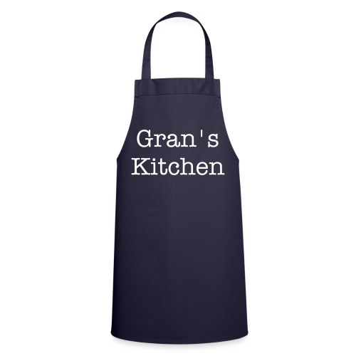 grans kitchen apron - Cooking Apron