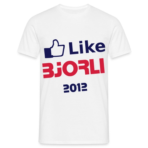 LIKE BJORLI 2012 - T-shirt herr