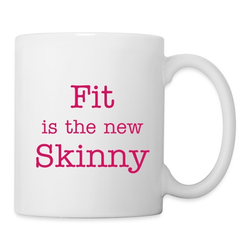 Fit is the new Skinny Mug - Mug