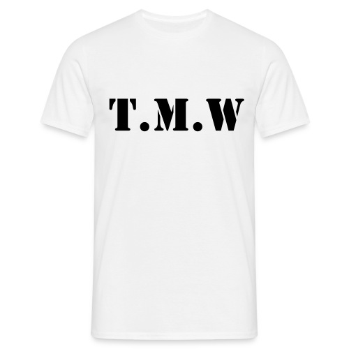 Men's T-Shirt - twin muscle workout,tmw,sport,lol,funny