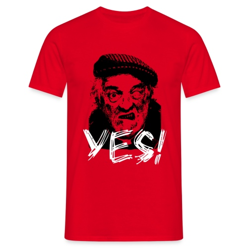 Father Jack - YES - Men's T-Shirt