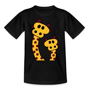 Kids Giraffe  - Teenage T-shirt
