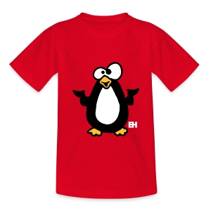 Silly Penguin - Teenage T-shirt