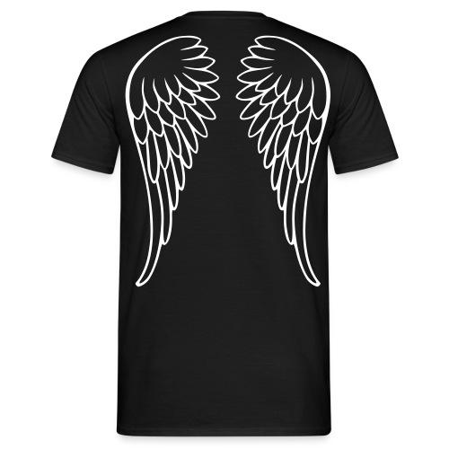 Black Wing - Camiseta hombre