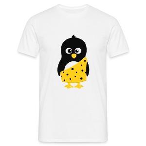 Pingouin Tarzan - T-shirt Geek - T-shirt Homme