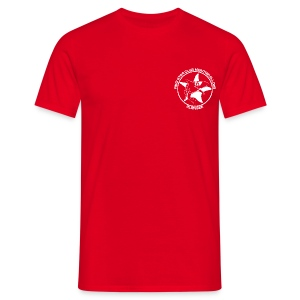 Tshirt Homme Rouge - T-shirt Homme