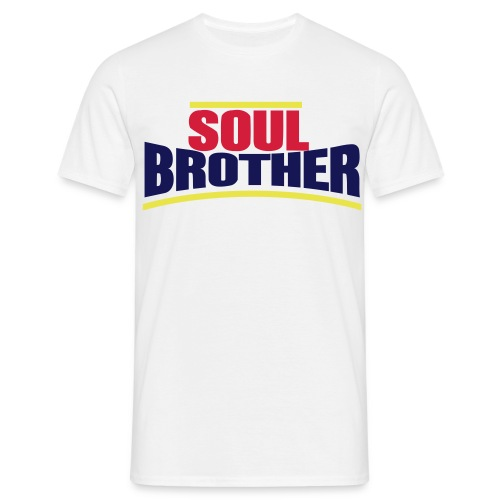 Soul Brother Unlimited - Tee-shirt Classique Homme  - T-shirt Homme