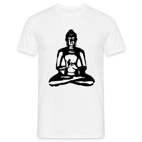 budha - Mannen T-shirt