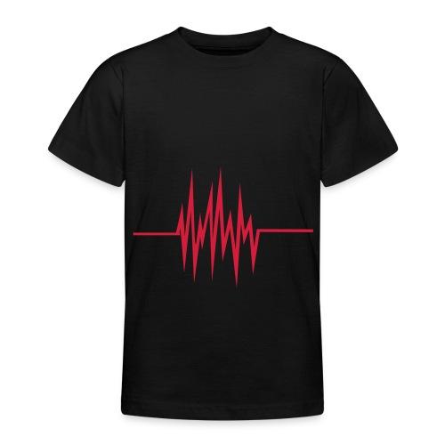 Kindershirt Beat - Teenager T-shirt