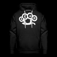 Hoodies & Sweatshirts ~ Men's Premium Hoodie ~ ACAB Sleeve Print Hoody