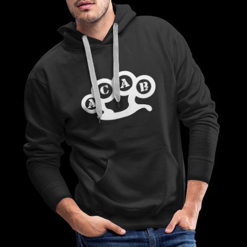 ACAB Sleeve Print Hoody - Men's Premium Hoodie