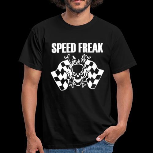 Speed Freak T-Shirt - Men's T-Shirt