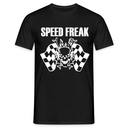 Speed Freak T-Shirt - Men's T-Shirt