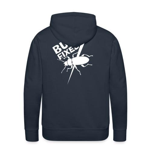 Bug Fixed - Männer Premium Hoodie