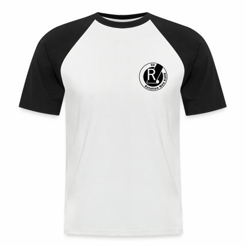 Fußball-Shirt 2 - Männer Baseball-T-Shirt