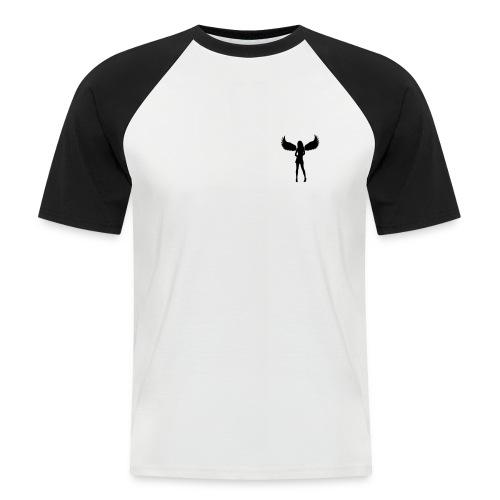 ANGEL BOY - Kortærmet herre-baseballshirt