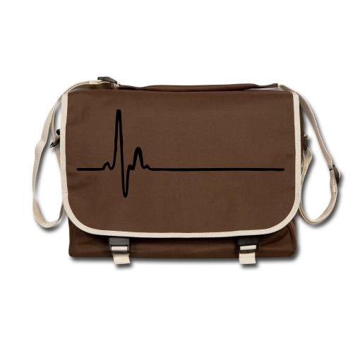 Sound wave bag - Shoulder Bag