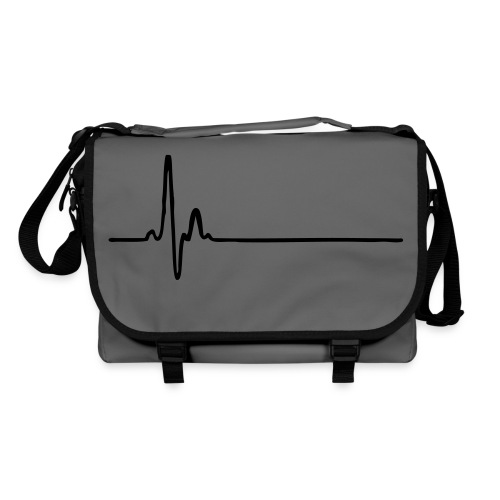 Sound wave bag - Shoulder Bag
