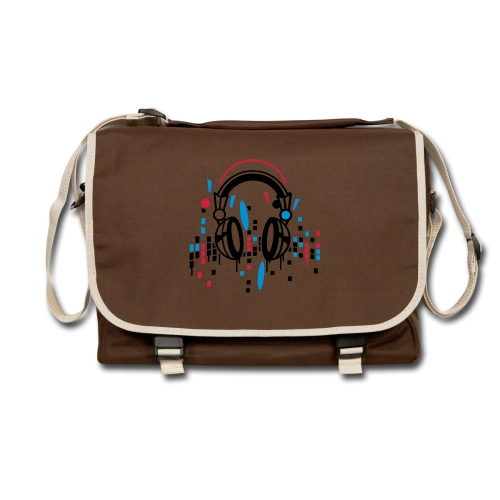 Headphone Shoulder Bag - Shoulder Bag