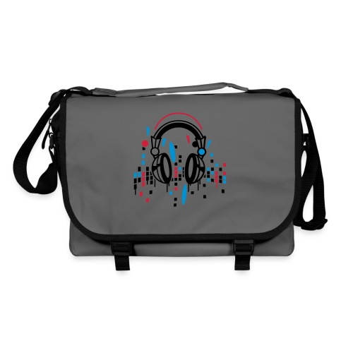 Headphone Shoulder Bag - Shoulder Bag