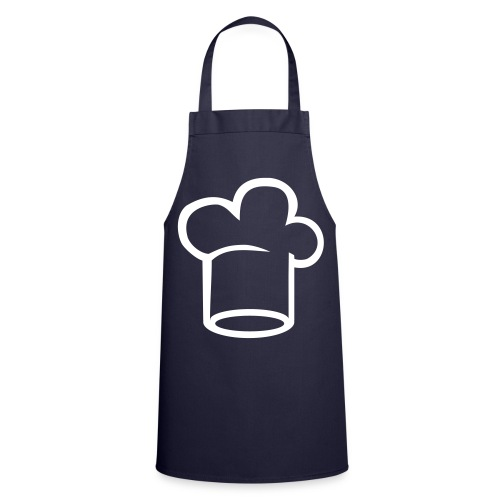 Masterchef Apron (White) - Cooking Apron